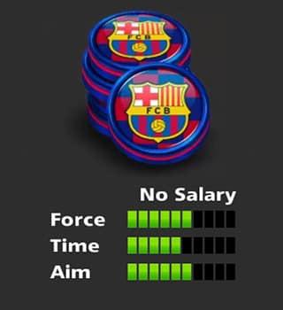 مهره ی اول بارسلونا